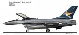 F-16ADF Diana