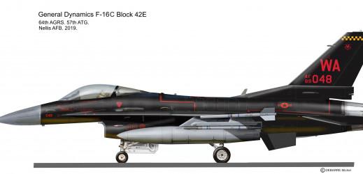 F-16 decos