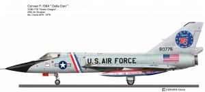 F-106A 318 FIS