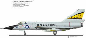 F-106A 5th FIS