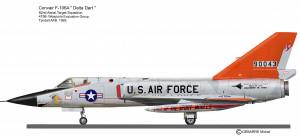 F-106A 82 ATS