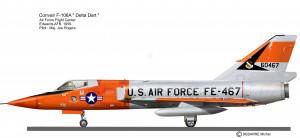 F-106A AFFTC