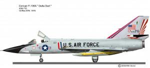 F-106A Bi-cen