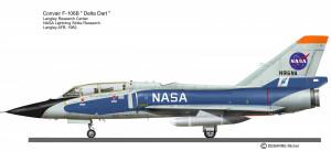 F-106B NASA
