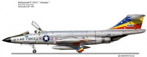 F-101C Voodoo 41491