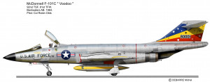 F101A  Voodoo  Robin Olds