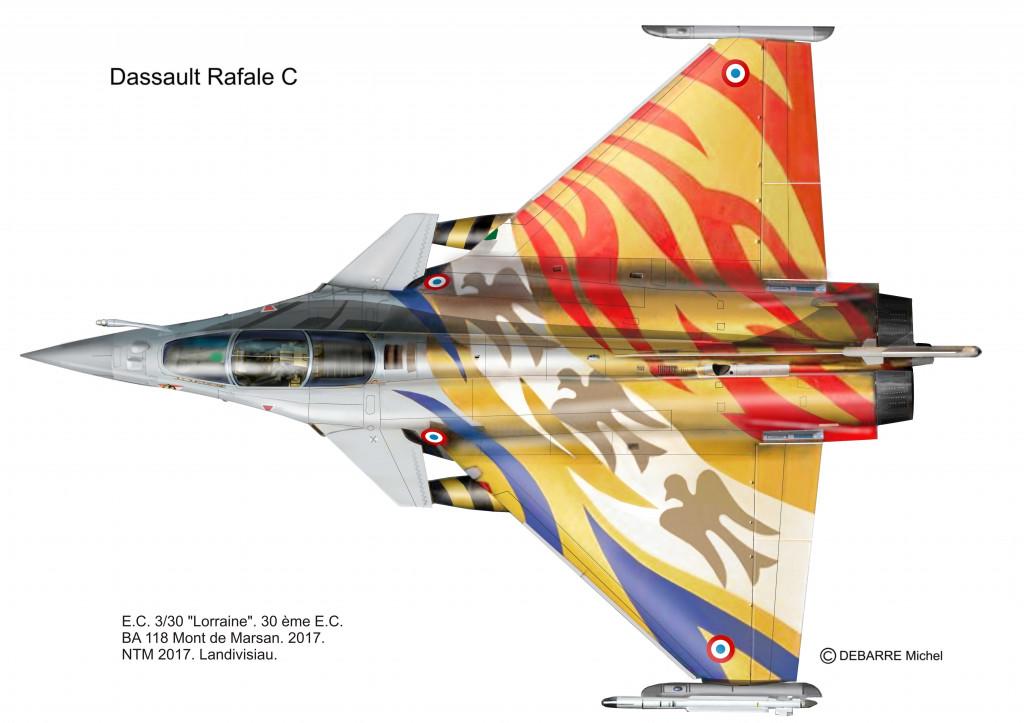 Rafale C NTM 17