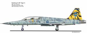 F-5F Taiwan 1