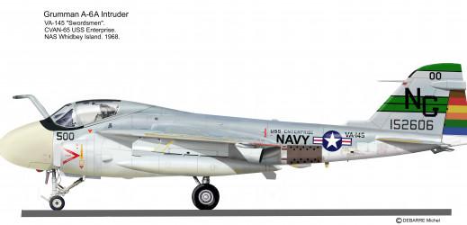 EA-6,A-6