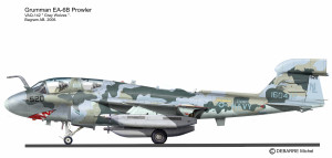 EA-6 B Prowler