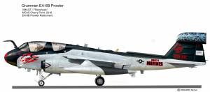 EA-6B VMAQT-1