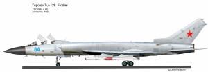 TU-128 84 Amderma