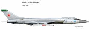 TU-128 M 350 AP