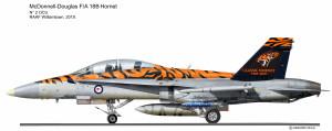 F-18B 2 OCU