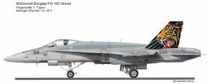 F-18C suisse 1