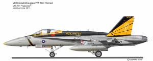 F-18C Vigilantes NE