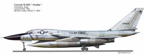 B-58A Bendix Trophy