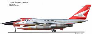 B-58A Kirtland