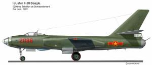 Il-28 H-5 N Vietnam