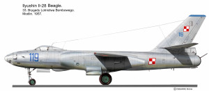 Il-28 pologne