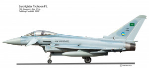 Eurofighter Arabie