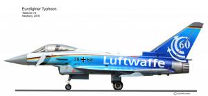 Eurofighter Luftwaffe